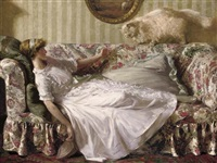the obsequious persian by charles daniel ward