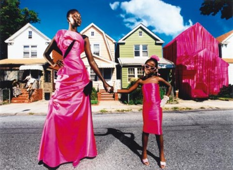 my house new york by david lachapelle