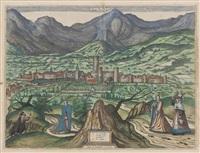 fondi. deping. g. houfnaglius a. by braun & hogenberg