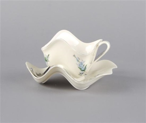 teacup by robert lazzarini