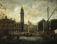 la piazzetta by jacob peeters