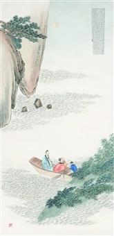 landscape by xu shouchen