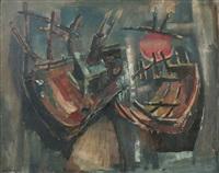 despojos del mar by willy marchand