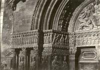 arles église saint-trophime by charles nègre