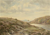 by the loch side by william ellis barrington-browne