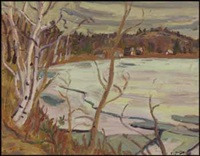 lake clear, ont., near eganville by ralph wallace burton
