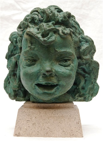 9th portrait of peggy jean by sir jacob epstein