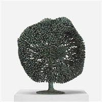 untitled (bush form) by harry bertoia