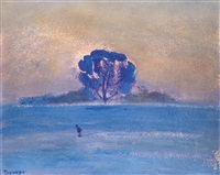 dawn on the lowlands by jános tornyai