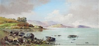 near st leonards, otago by george william carrington