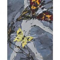 danseur aux papillons by dimitri bouchene