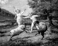 hannarnas kamp by leon fagercrantz