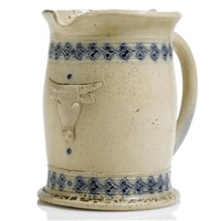 milk jug by joseph mendes da costa