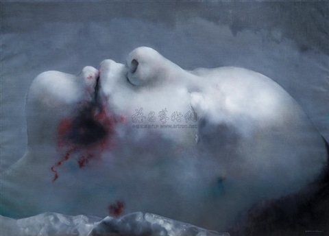 fallen no 2 by luo fahui