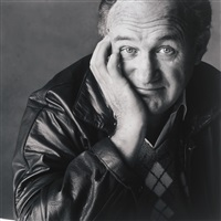 gene hackman (+3 others; 4 works) by patrick demarchelier