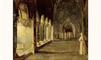 le cloître des augustins by charles caius renoux