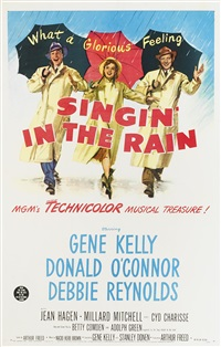singin' in the rain by metro-goldwin-mayer studios