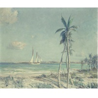 in bermuda waters by john p. benson