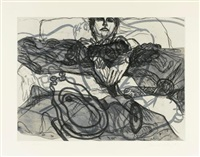 untitled (set of 8) by david salle