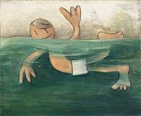 water polo by sakuji yoshimoto
