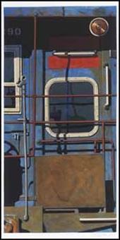 artwork 90 by robert cottingham
