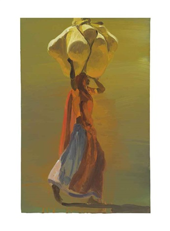 untitled india series by eric fischl