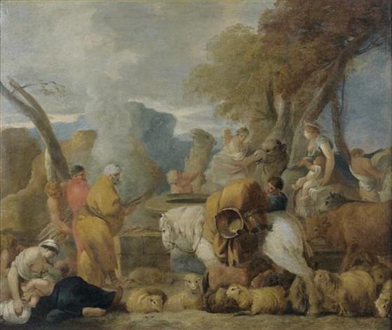le voyage dabraham en egypte by sébastien bourdon