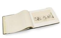 chevaux d'adam (bound volume of 23 works) by victor-jean adam