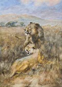 roar of the wild by cuthbert edmund swan
