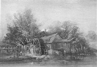 an overshot mill by samuel austin