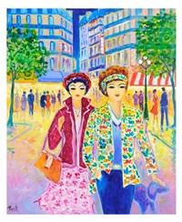 les parisiennes by jean claude picot