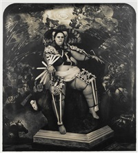 female king, new mexico by joel-peter witkin