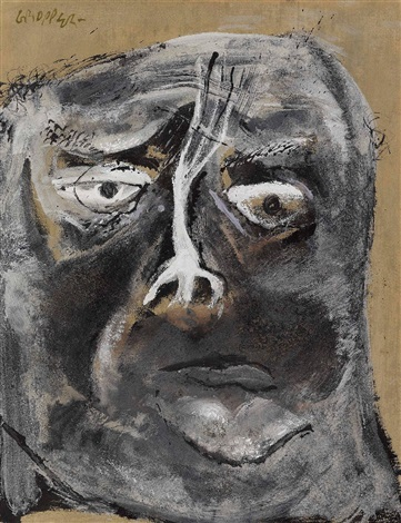 head by william gropper