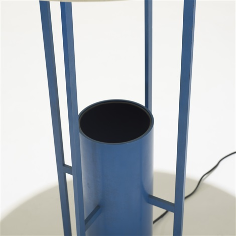 floor lamp from the pavilion house bristol by philip johnson and richard kelly
