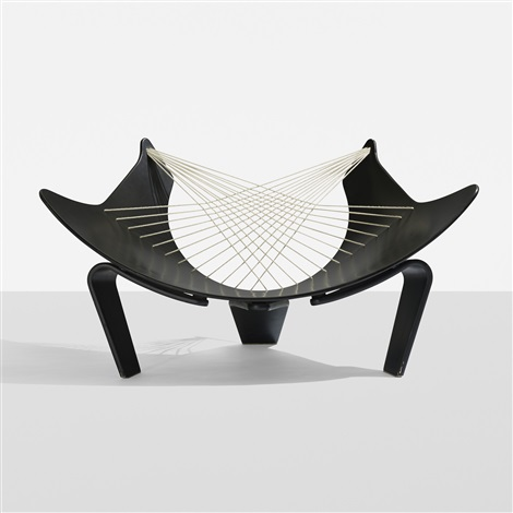 lounge chair by peter karpf