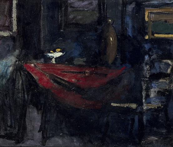 rode schoorsteenloper by johan hendrik van ieperen