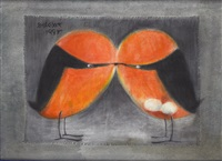 the poyo birds by liu ch'i-wei