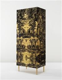 Piero fornasetti auctions results artnet page 35 - Fornasetti mobili ...