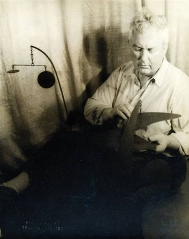 alexander calder and his mobile by carl van vechten