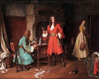 unwelcome guests by james devine aylward