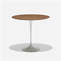 occasional table by eero saarinen