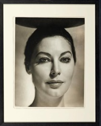 ava gardner bhowani junction by george hoyningen-huene
