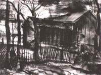 farmhouse by david fredenthal