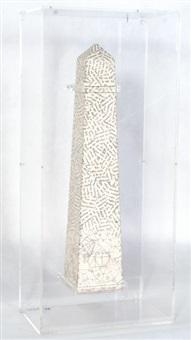 obelisk by jiri kolar