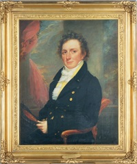 portrait of philip mesier lydig by samuel lovett waldo