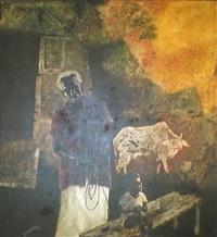 bopiah and his grandson by yusuf arakkal