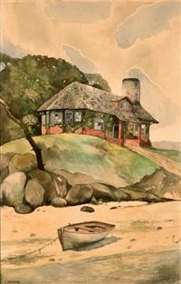 casita junto al mar by carlos sobrino buhigas