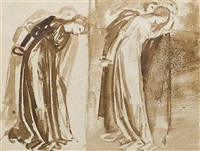 figure studies by charles fairfax murray