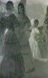 danseuses espagnoles by vicente santaolaria