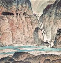太魯閣 (taroko) by lian jianxing